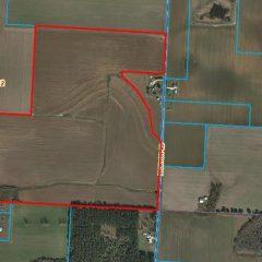 135.21 acres in Escambia County, Florida