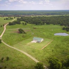 558 acres of Land and 2 story Hunting Cabin