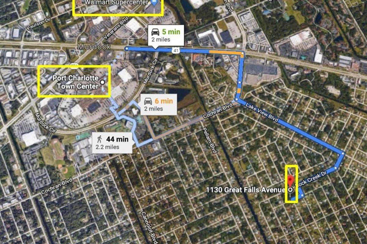 PORT CHARLOTTE, FL 33948  CHARLOTTE COUNTY, FLORIDA