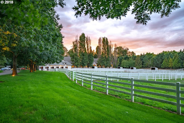 Newberg Estate – Oregon